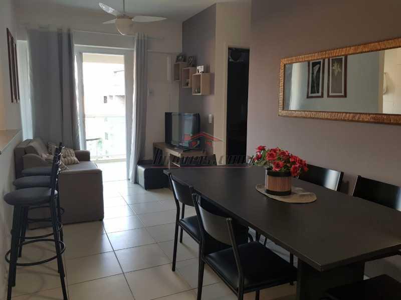 4 - Apartamento 2 quartos à venda Curicica, Rio de Janeiro - R$ 314.900 - PEAP22055 - 5