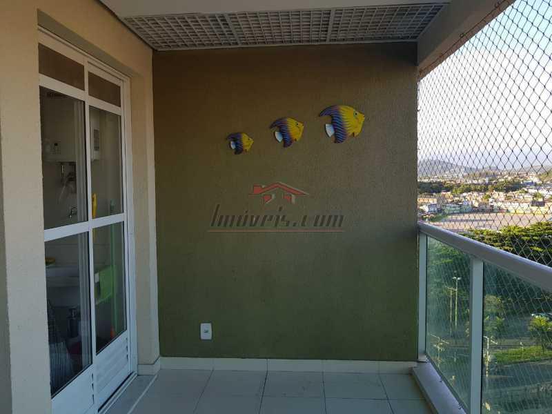 26 - Apartamento 2 quartos à venda Curicica, Rio de Janeiro - R$ 314.900 - PEAP22055 - 27