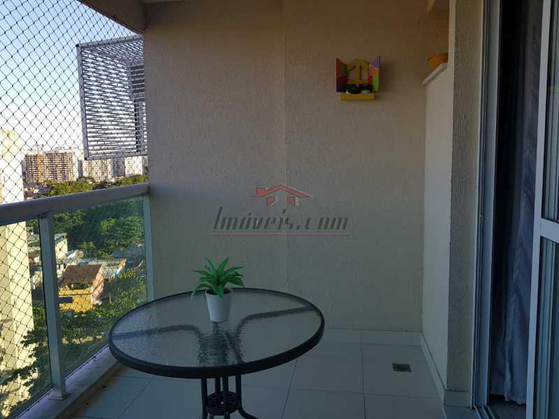 1 - Apartamento 2 quartos à venda Curicica, Rio de Janeiro - R$ 314.900 - PEAP22055 - 1