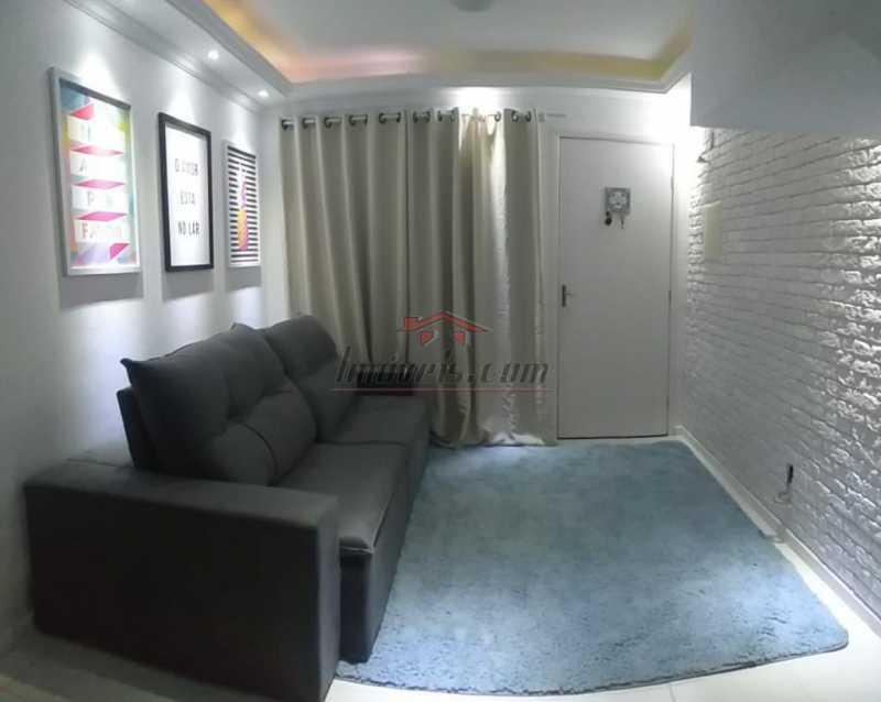 1d6c2f9f-1d07-40eb-8492-d91fc5 - Casa em Condomínio 2 quartos à venda Santa Cruz, Rio de Janeiro - R$ 180.000 - PECN20237 - 3