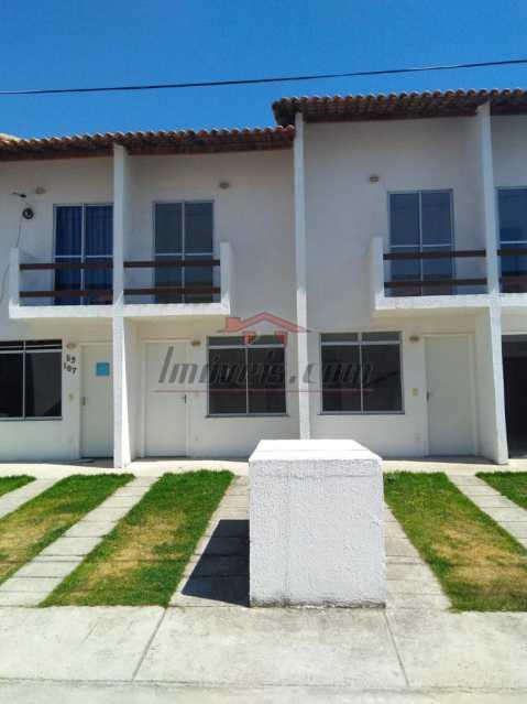 e4745898-c37e-4d1a-af35-c6b313 - Casa em Condomínio 2 quartos à venda Santa Cruz, Rio de Janeiro - R$ 160.000 - PECN20238 - 1