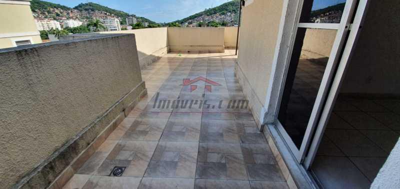 26 - Cobertura 2 quartos à venda Praça Seca, Rio de Janeiro - R$ 349.000 - PECO20062 - 27
