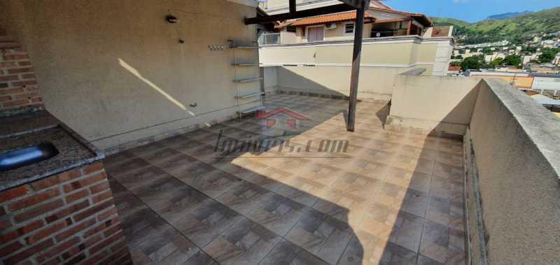 29 - Cobertura 2 quartos à venda Praça Seca, Rio de Janeiro - R$ 349.000 - PECO20062 - 30