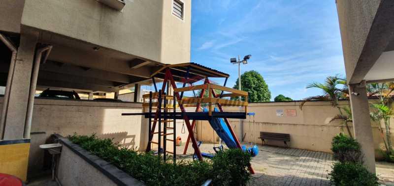 2 - Cobertura 2 quartos à venda Praça Seca, Rio de Janeiro - R$ 349.000 - PECO20062 - 3