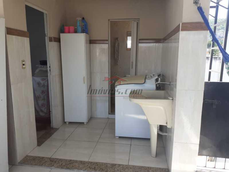 44697297-575d-4742-a47d-1429fb - Casa de Vila 3 quartos à venda Praça Seca, Rio de Janeiro - R$ 360.000 - PSCV30059 - 20