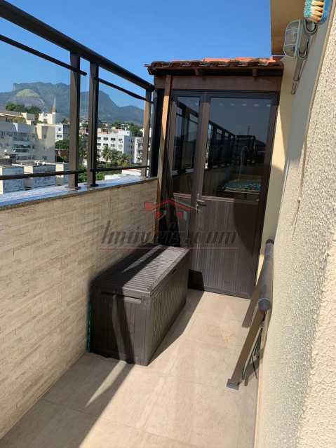 6e8dc5eb-dddb-4cd0-8196-a579b3 - Cobertura 3 quartos à venda Pechincha, Rio de Janeiro - R$ 639.900 - PECO30148 - 20