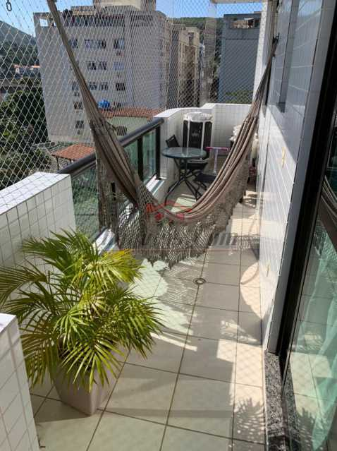 543184dc-4cac-4550-ba61-a3da07 - Cobertura 3 quartos à venda Pechincha, Rio de Janeiro - R$ 639.900 - PECO30148 - 1