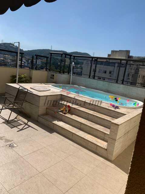 d651be3f-636a-4937-9e51-aa6dee - Cobertura 3 quartos à venda Pechincha, Rio de Janeiro - R$ 639.900 - PECO30148 - 23