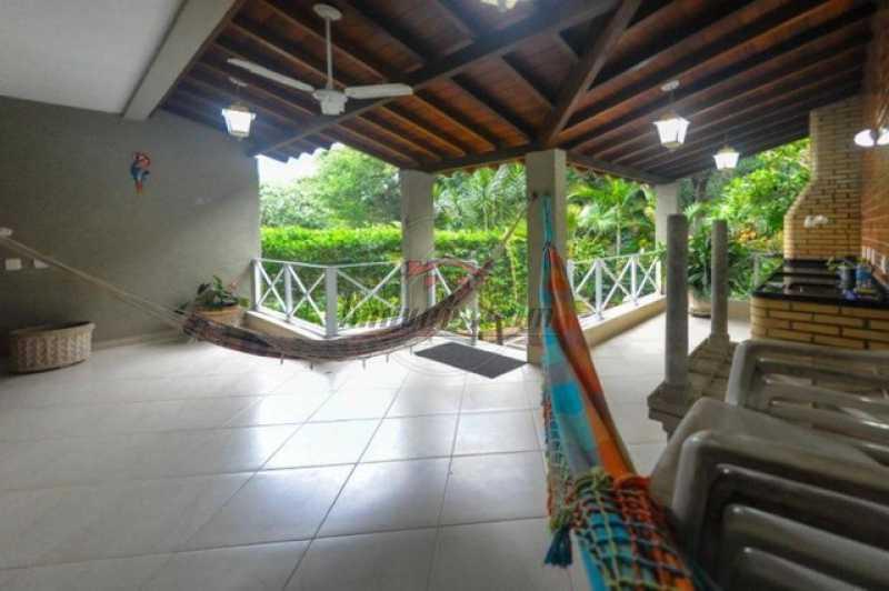 260145275318503 - Casa em Condomínio 4 quartos à venda Recreio dos Bandeirantes, Rio de Janeiro - R$ 1.070.000 - PECN40130 - 4