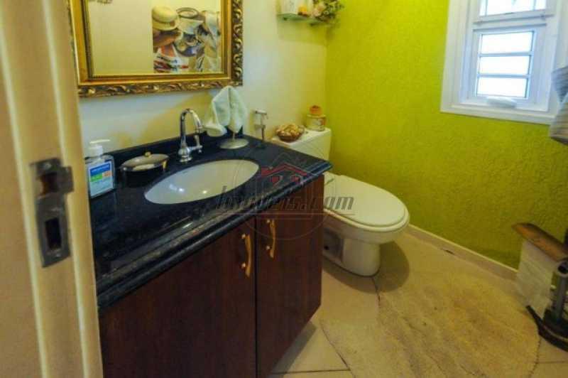 260168393283067 - Casa em Condomínio 4 quartos à venda Recreio dos Bandeirantes, Rio de Janeiro - R$ 1.070.000 - PECN40130 - 11