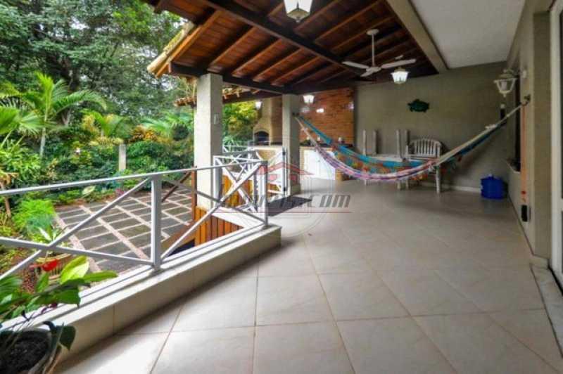 264154159780819 - Casa em Condomínio 4 quartos à venda Recreio dos Bandeirantes, Rio de Janeiro - R$ 1.070.000 - PECN40130 - 5