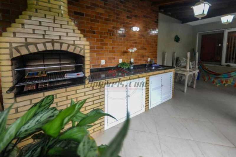 265133511429592 - Casa em Condomínio 4 quartos à venda Recreio dos Bandeirantes, Rio de Janeiro - R$ 1.070.000 - PECN40130 - 14