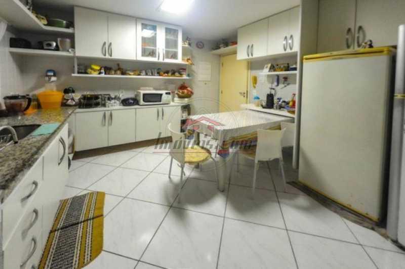268188396729320 - Casa em Condomínio 4 quartos à venda Recreio dos Bandeirantes, Rio de Janeiro - R$ 1.070.000 - PECN40130 - 9