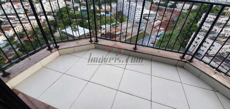 2 - Cobertura 3 quartos à venda Pechincha, Rio de Janeiro - R$ 575.000 - PECO30149 - 3