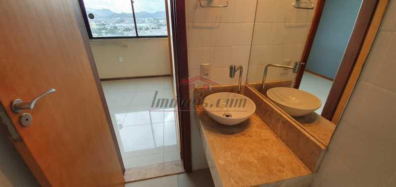 21 - Cobertura 3 quartos à venda Pechincha, Rio de Janeiro - R$ 575.000 - PECO30149 - 22