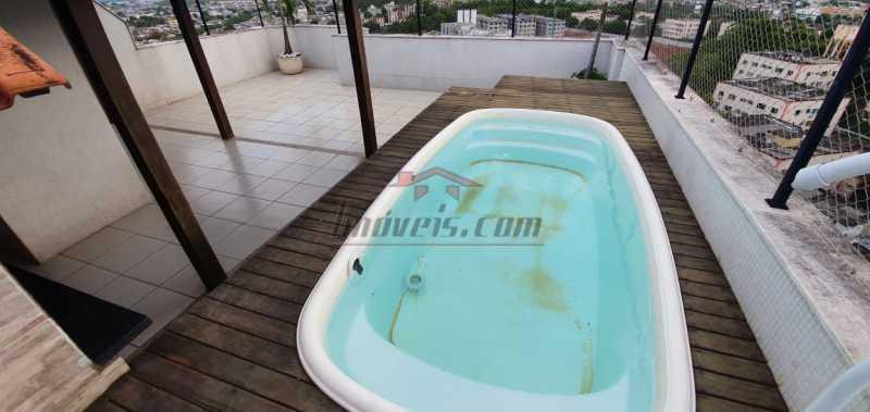 27 - Cobertura 3 quartos à venda Pechincha, Rio de Janeiro - R$ 575.000 - PECO30149 - 28