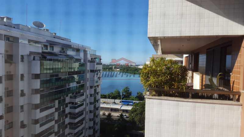 1 - Cobertura 4 quartos à venda Jacarepaguá, Rio de Janeiro - R$ 1.099.000 - PECO40038 - 1