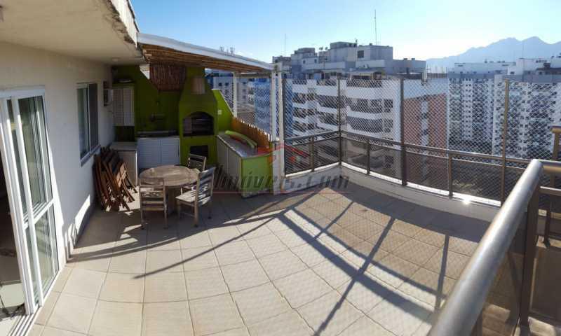 3 - Cobertura 4 quartos à venda Jacarepaguá, Rio de Janeiro - R$ 1.099.000 - PECO40038 - 4