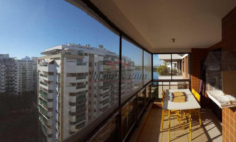 4 - Cobertura 4 quartos à venda Jacarepaguá, Rio de Janeiro - R$ 1.099.000 - PECO40038 - 5