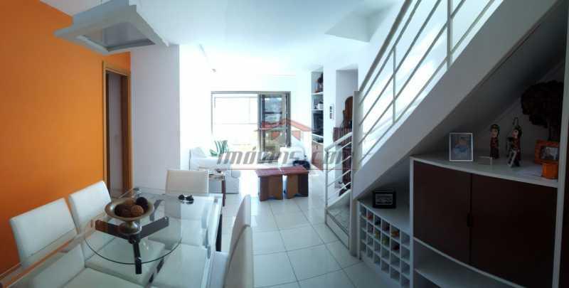 5 - Cobertura 4 quartos à venda Jacarepaguá, Rio de Janeiro - R$ 1.099.000 - PECO40038 - 6