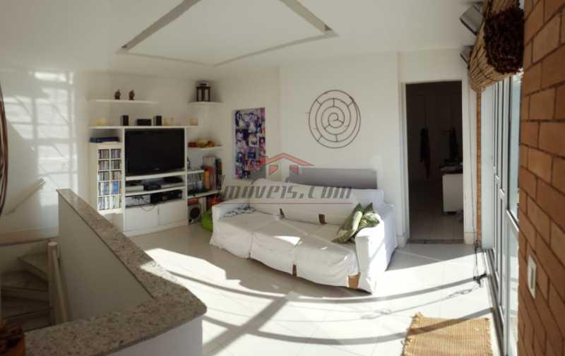 7 - Cobertura 4 quartos à venda Jacarepaguá, Rio de Janeiro - R$ 1.099.000 - PECO40038 - 8