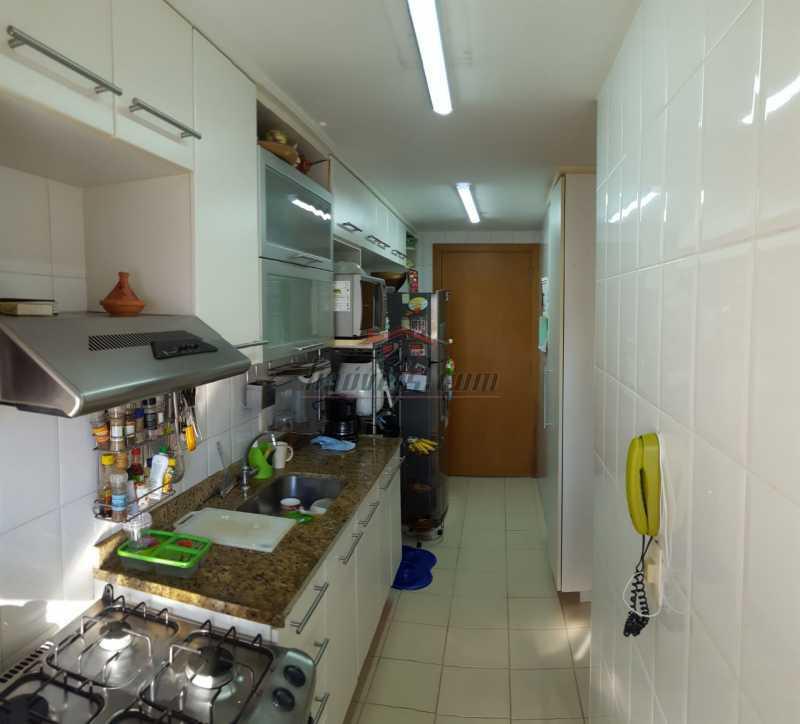 15 - Cobertura 4 quartos à venda Jacarepaguá, Rio de Janeiro - R$ 1.099.000 - PECO40038 - 16