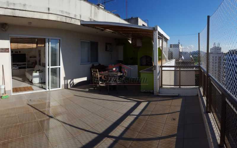 17 - Cobertura 4 quartos à venda Jacarepaguá, Rio de Janeiro - R$ 1.099.000 - PECO40038 - 18
