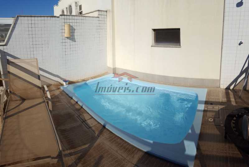 19 - Cobertura 4 quartos à venda Jacarepaguá, Rio de Janeiro - R$ 1.099.000 - PECO40038 - 20