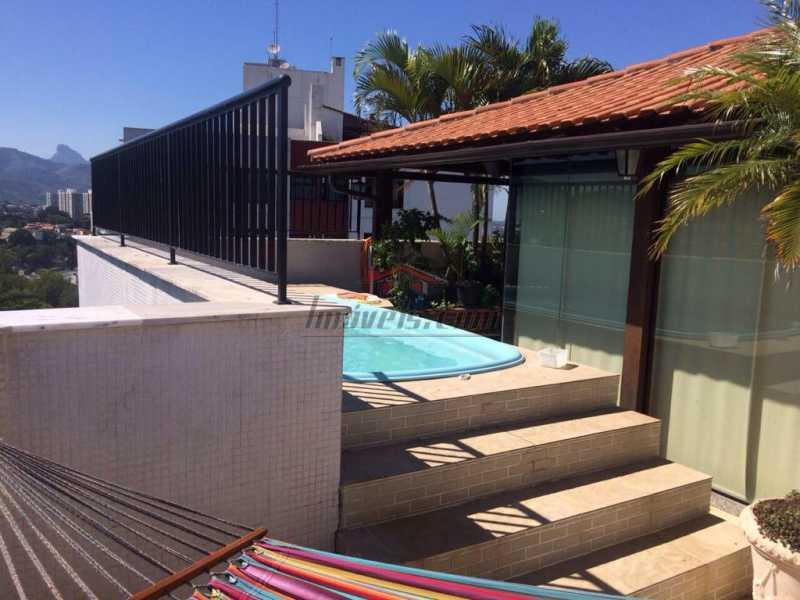 4 - Cobertura 3 quartos à venda Pechincha, Rio de Janeiro - R$ 629.000 - PECO30152 - 5