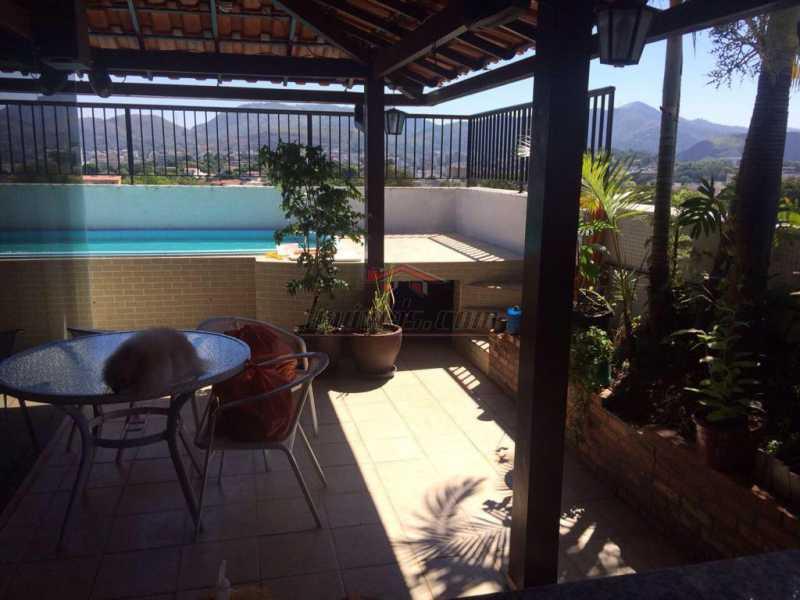 21 - Cobertura 3 quartos à venda Pechincha, Rio de Janeiro - R$ 629.000 - PECO30152 - 21