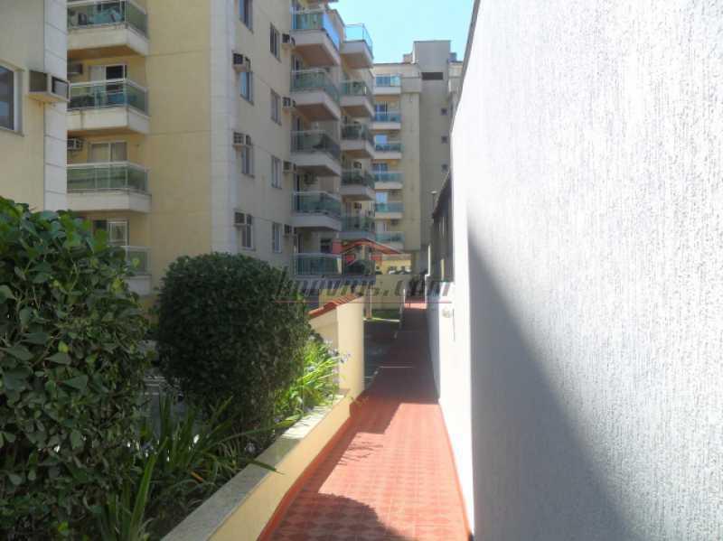 fACHADA Francisca - Apartamento 3 quartos à venda Tanque, BAIRROS DE ATUAÇÃO ,Rio de Janeiro - R$ 315.000 - PEAP30825 - 3