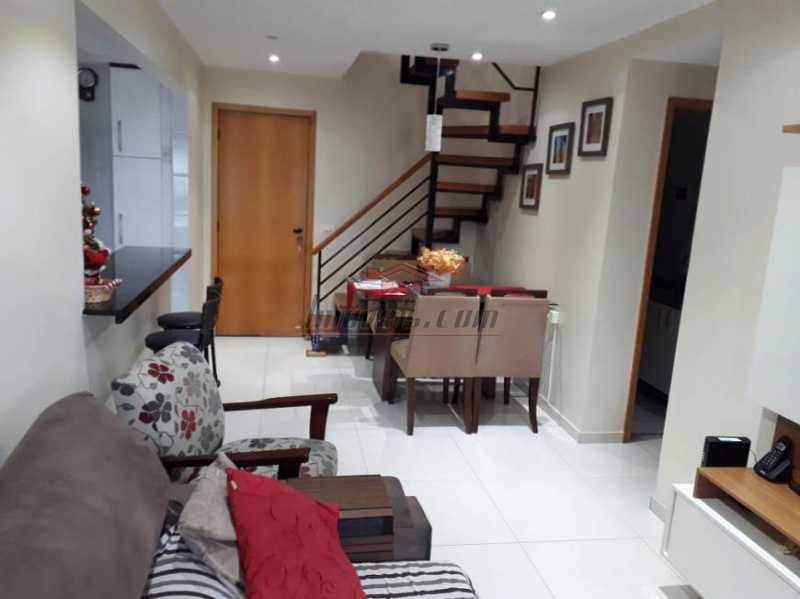 2 2 - Cobertura 2 quartos à venda Pechincha, Rio de Janeiro - R$ 515.000 - PECO20066 - 1
