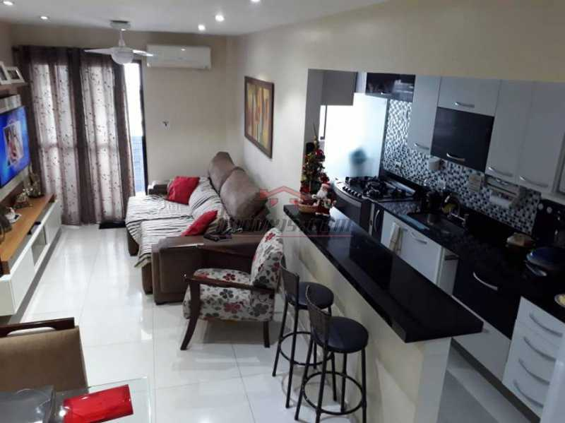 2 - Cobertura 2 quartos à venda Pechincha, Rio de Janeiro - R$ 515.000 - PECO20066 - 3
