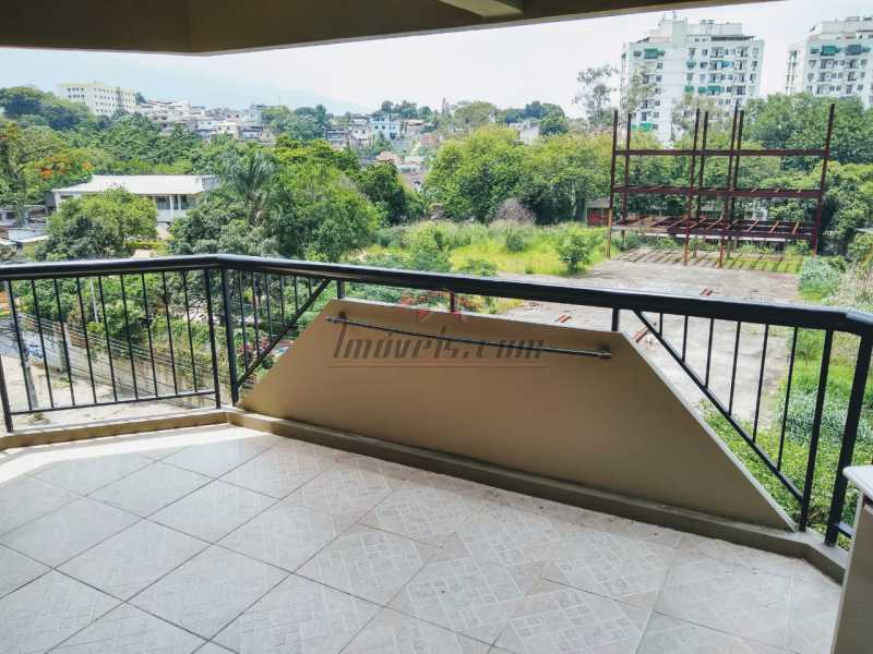 2 - Apartamento 2 quartos à venda Tanque, Rio de Janeiro - R$ 318.000 - PEAP22093 - 3