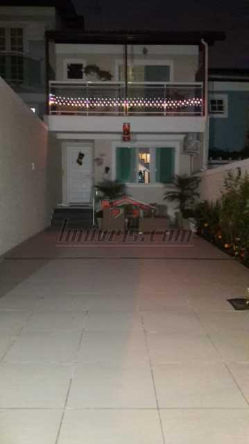 1 - Casa 4 quartos à venda Anil, Rio de Janeiro - R$ 850.000 - PECA40135 - 1