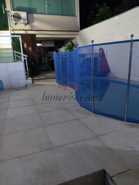 18 - Casa 4 quartos à venda Anil, Rio de Janeiro - R$ 850.000 - PECA40135 - 21