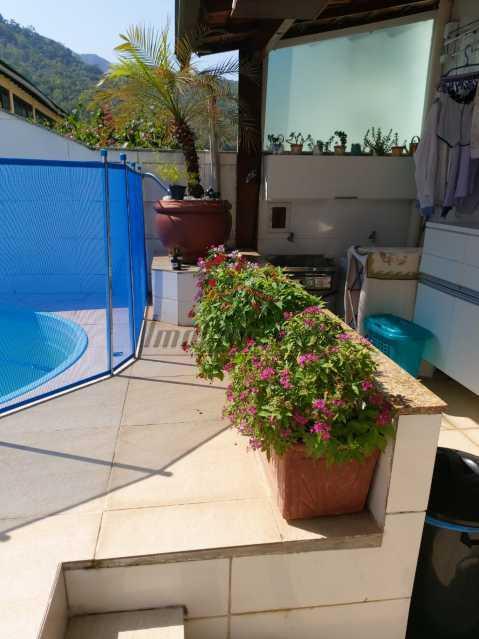 19 - Casa 4 quartos à venda Anil, Rio de Janeiro - R$ 850.000 - PECA40135 - 22