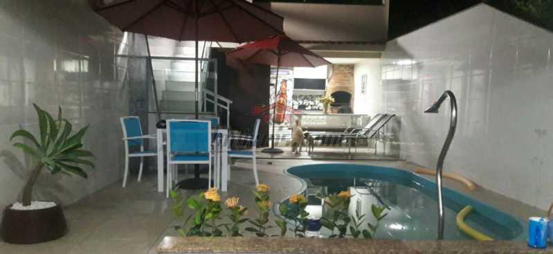 22 - Casa 4 quartos à venda Anil, Rio de Janeiro - R$ 850.000 - PECA40135 - 25