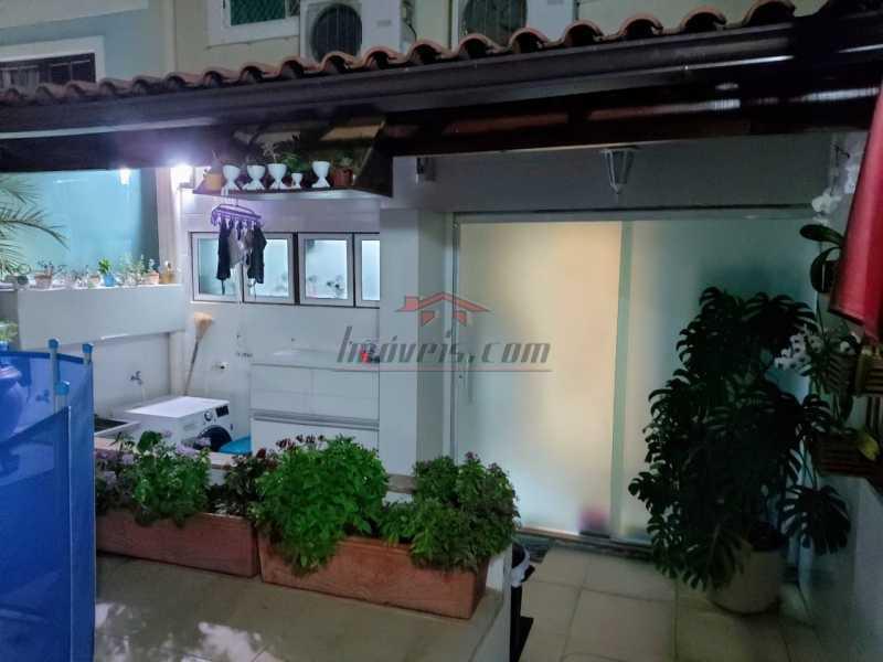 24 - Casa 4 quartos à venda Anil, Rio de Janeiro - R$ 850.000 - PECA40135 - 27