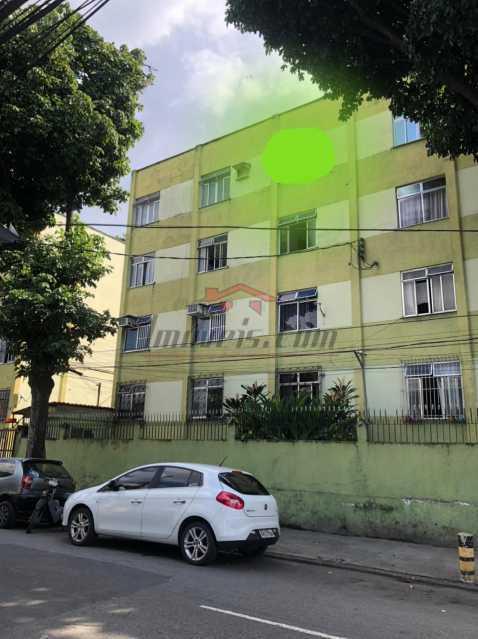 1 - Apartamento 3 quartos à venda Oswaldo Cruz, Rio de Janeiro - R$ 165.000 - PEAP30829 - 1