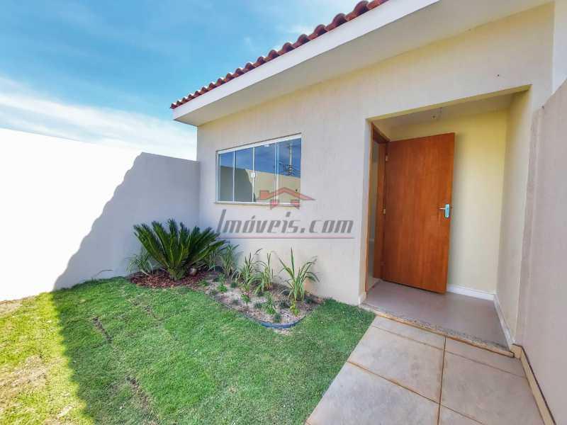 1 - Casa em Condomínio 2 quartos à venda Guaratiba, Rio de Janeiro - R$ 259.900 - PECN20243 - 1