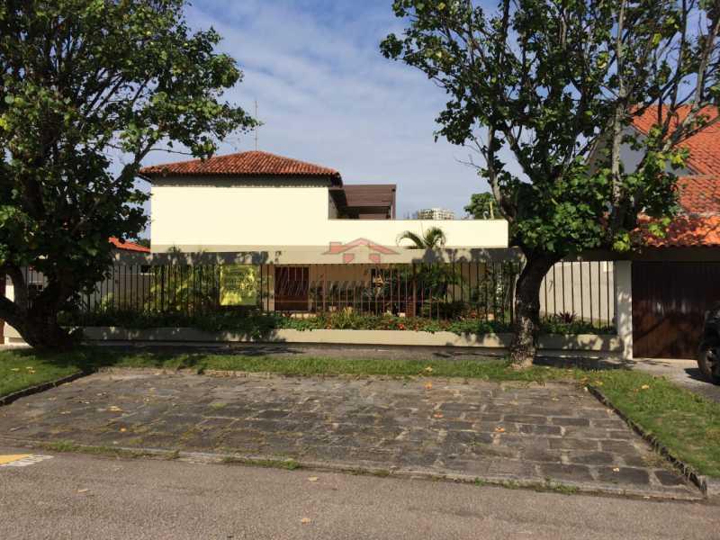 1 - Casa em Condomínio 5 quartos à venda Barra da Tijuca, Rio de Janeiro - R$ 5.000.000 - PECN50028 - 1