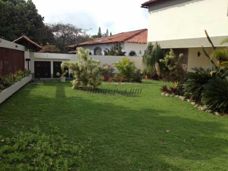 11 - Casa em Condomínio 5 quartos à venda Barra da Tijuca, Rio de Janeiro - R$ 5.000.000 - PECN50028 - 12