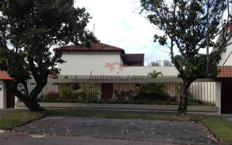 13 - Casa em Condomínio 5 quartos à venda Barra da Tijuca, Rio de Janeiro - R$ 5.000.000 - PECN50028 - 14