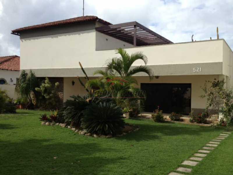 16 - Casa em Condomínio 5 quartos à venda Barra da Tijuca, Rio de Janeiro - R$ 5.000.000 - PECN50028 - 17