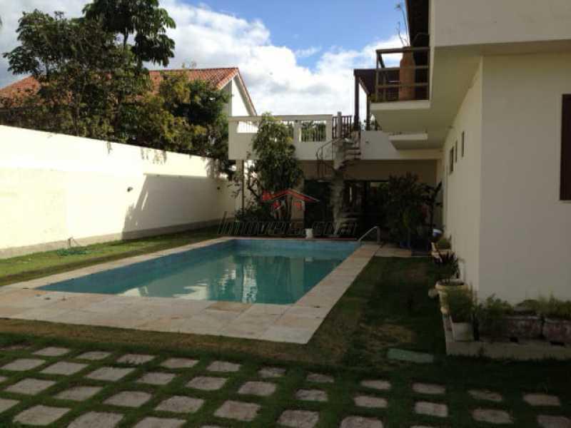 20 - Casa em Condomínio 5 quartos à venda Barra da Tijuca, Rio de Janeiro - R$ 5.000.000 - PECN50028 - 21