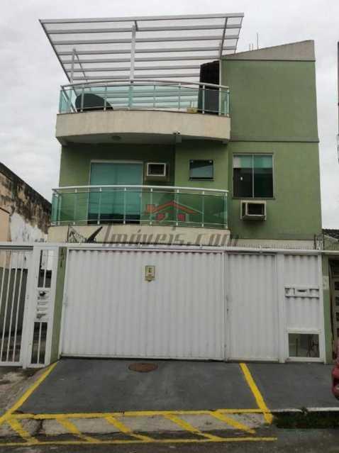 1. - Casa em Condomínio 3 quartos à venda Vila Valqueire, BAIRROS DE ATUAÇÃO ,Rio de Janeiro - R$ 580.000 - PECN30334 - 1
