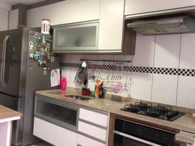 8. - Casa em Condomínio 3 quartos à venda Vila Valqueire, BAIRROS DE ATUAÇÃO ,Rio de Janeiro - R$ 580.000 - PECN30334 - 9