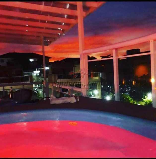 12. - Casa em Condomínio 3 quartos à venda Vila Valqueire, BAIRROS DE ATUAÇÃO ,Rio de Janeiro - R$ 580.000 - PECN30334 - 13