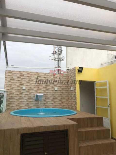 13. - Casa em Condomínio 3 quartos à venda Vila Valqueire, BAIRROS DE ATUAÇÃO ,Rio de Janeiro - R$ 580.000 - PECN30334 - 14